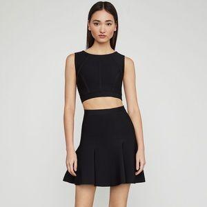 BCBG top + skirt